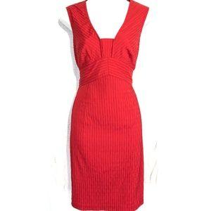 ANDREW MARC NEW YORK Sheath Stretch Dress ~sz 6